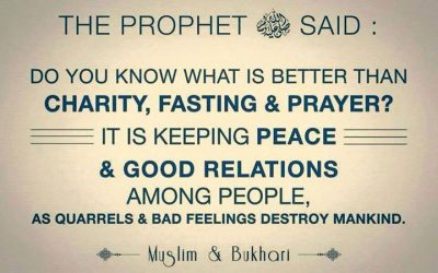 Muslim Prayer For Peace