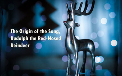 The Origin of the Song, Rudolph the Red-Nosed Reindeer by Will Holsinger