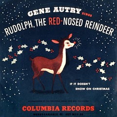 William Holsinger - The Origin of the Song Rudolph the Rednosed Reindeer - Columbia Records