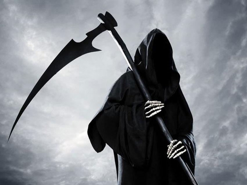 William Holsinger - Death in 2020 - 21 - Grim Reaper