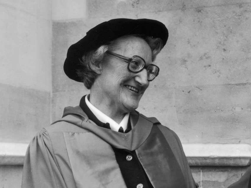William Holsinger - Hospice and Creativity - Dame Cicely Saunders
