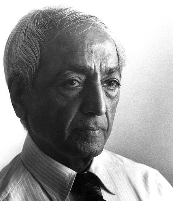 William Holsinger - Hospice and Creativity - J Krishnamurti